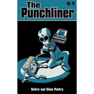 The Punchliner Nr. 9: Buchmagazin für Satire und Slam Poetry: