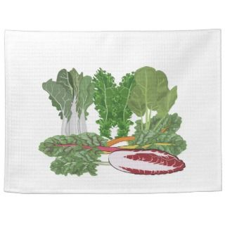 Greens Vegetarian Vegan Vegetable Lover