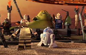 Lego   Star Wars Die Padawan Bedrohung [Blu ray] Filme