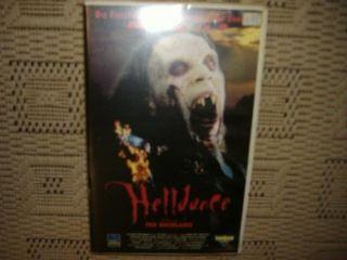 Helldance [VHS]: Anders Hove, Denice Duff, Kevin Blair, Melanie