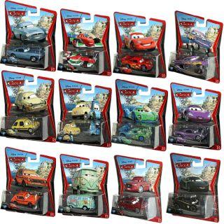 Disney Pixar Cars 2   Auto   155 Modelle A L zur Auswahl