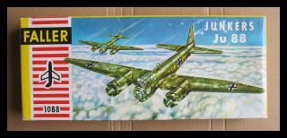 Faller 1088 1:100 Junkers Ju 88