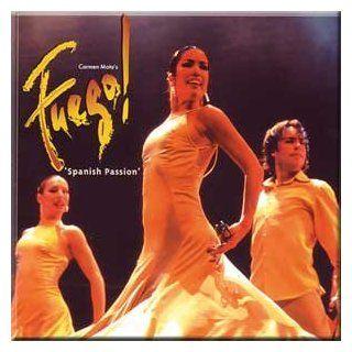 Carmen Matas Fuego   Spanish Passion Musik