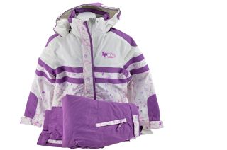 West Scout Completo Sci Girl ski gr 8 A KIDS SPORTS CLOTHING