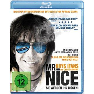 Mr. Nice [Blu ray]: Rhys Ifans, Chloe Sevigny, David