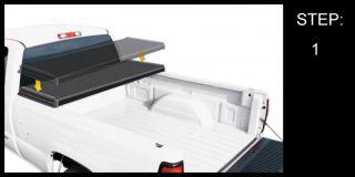 Laderaumabdeckung / Cover Trifold style Dodge Ram 1500 Short Box Bj