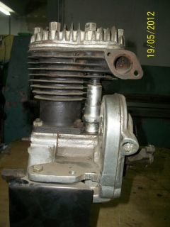 Harley Davidson 350 cmc 1928 Motor Engine 21 cui SV flathead.