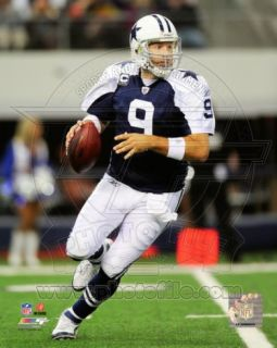 Tony Romo Action Photo