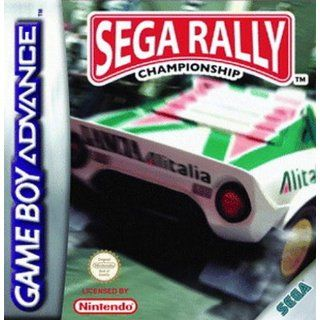 SEGA Rally: Games