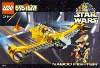 LEGO 7141 Star Wars Naboo Fighter Episode 1 Weitere
