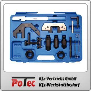 13tg Motor Einstell Werkzeug Satz für BMW Diesel Motoren