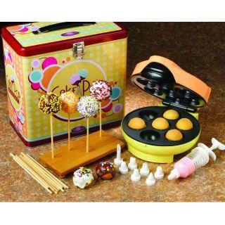 Simeo 610 Cake Pop Maker Muffin Maker inkl. Koffer
