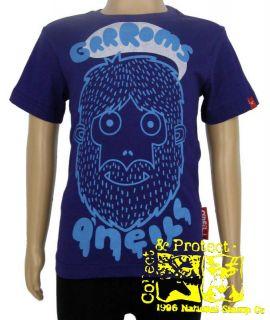 original O`Neill Shirt T Shirt Gr.104 Nathan lila NEU