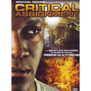 Critical assignment Cleveland Mitchell, Nick Boraine
