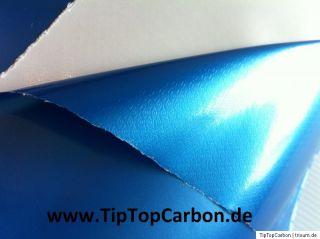 Blau Matt Metallic Auto Car Wrap Folie mit Luftkanäle  SonderPreis
