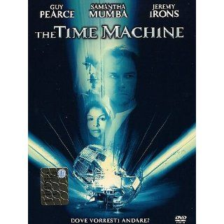 The Time Machine Guy Pearce, Jeremy Irons, Orlando Jones