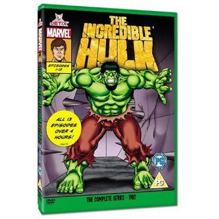 The Incredible Hulk   Complete Series 2 DVDs UK Import