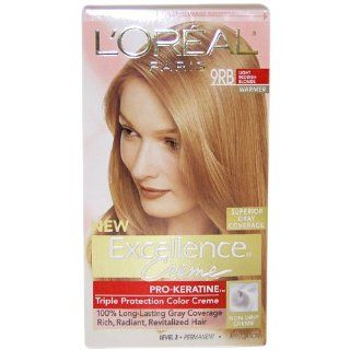 Oreal Excellence Creme, Light Reddish Blonde 9RB (Haarfarbe)