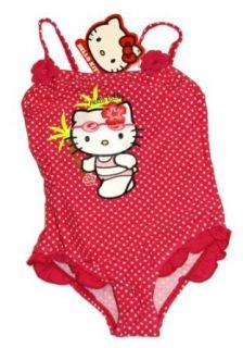 Hello Kitty Badeanzug Pink Summer Beauty Bekleidung