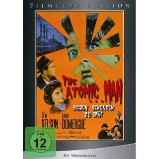 The Atomic Man DVD   Filmclub Edition 2: Gene Nelson, Faith