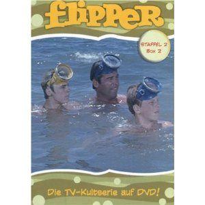 Flipper   Staffel 2, Box 2 [2 DVDs] Luke Halpin, Tommy