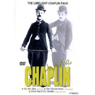 Charlie Chaplin   An der See/Der Einwanderer/ Charlie