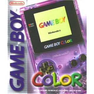 Game Boy   Gerät Color Clear Nintendo Game Boy Color