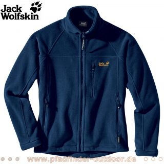Jack Wolfskin • VERTIGO JACKET MEN Fleece Jacke basic navy L XL XXL
