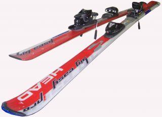 Head Allround Carver Big Easy Ski Set 170 cm Alpin Skier Tyrolia