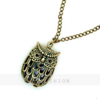Anhänger Retro Gravur Damen Lange Kette necklace NEU 101 0156