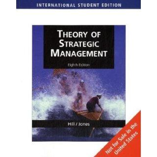 Theory of Strategic Management, International Student Edition
