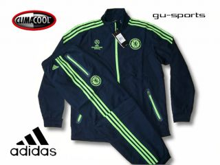 ADIDAS Chelsea Trainingsanzug Champions League Edition