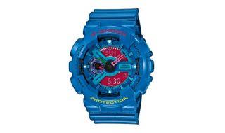 Casio G Shock GA 110HC 2AER G Shock Uhr Watch blue
