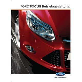 Ford Focus Betriebsanleitung (ope) eBook: Ford of ope: