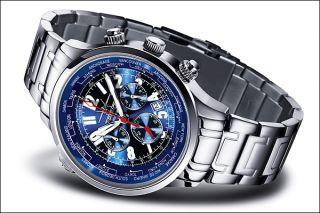 FIREFOX Uhren Chronographen aus Edelstahl für Damen u. Herren UVP 235