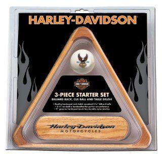 Harley Davidson Billard Starter Set NEU Sport & Freizeit