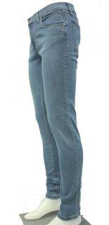 PANTALONE jeans X CAPE CHIARO STRETTO ADERENTE tg. 46