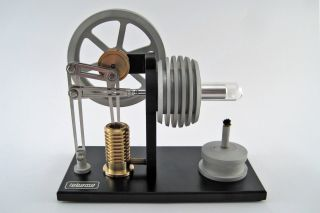 Stirling Motor Heißluft Stirling Engine Modell A110 neu