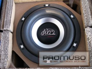 West Coast Customs WCC 104DX2 H2 by ORION 25cm Subwoofer 2000W RMS 2x4