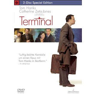 Terminal (Special Edition, 2 DVDs) Tom Hanks, Catherine