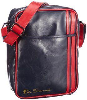 Ben Sherman Iconic Flight Bag MH00006, Unisex   Erwachsene