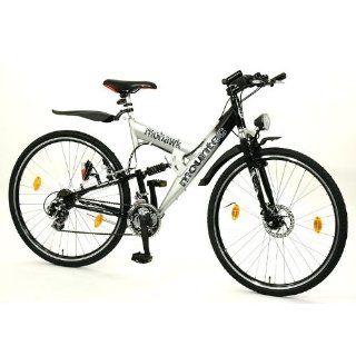 MOUNTEC MOHAWK ALU Full Suspension ATB Bike 28 21 Gang Shimano