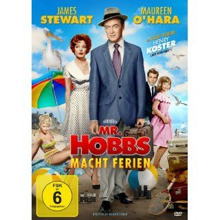 Mr. Hobbs macht Ferien James Stewart, Maureen OHara