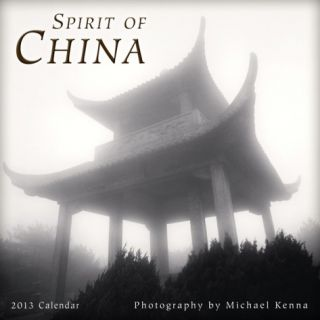 Spirit of China     2013 12 Month Calendar Calendars