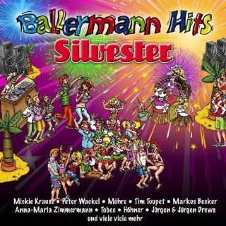 Ballermann Hits Silvester Various Artists
