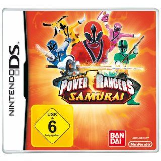 Power Rangers Samurai Games
