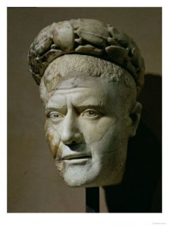 Head of Philip the Arab, Roman Emperor Giclee Print