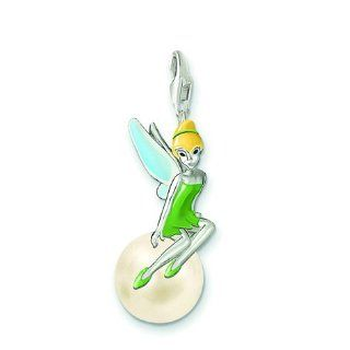 Thomas Sabo Charm Anhänger Silber 0599 Tinker Bell