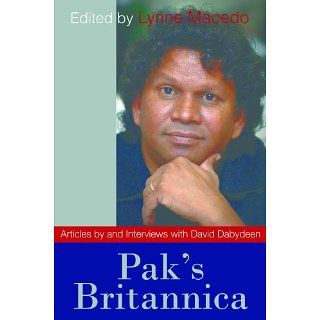 Paks Britannica Articles by and Interviews with David Dabydeen eBook