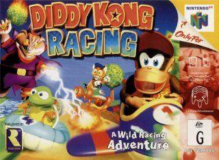 Diddy Kong Racing Nintendo 64 Nintendo 64 Games